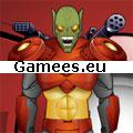 Iron Man Dress Up SWF Game