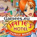 Janes Hotel - Family Hero SWF Game