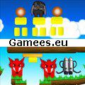 Jetpack Rudolf SWF Game