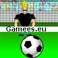 Johnny Bravo In Bravo Goalie SWF Game