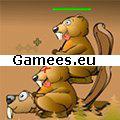 Kill Damn Beavers SWF Game