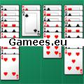 Klondike Solitaire SWF Game