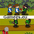 Knights and Kastles 2 SWF Game