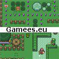 Legend of Zelda Pacman SWF Game