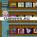 Lightning Librarian SWF Game