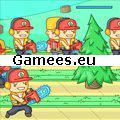 Lumber Zap SWF Game