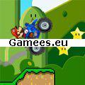 Mario ATV SWF Game