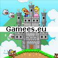 Mario Castle Defense SWF Game