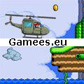 Mario Helicopter SWF Game