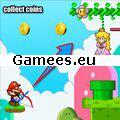 Mario Hood SWF Game