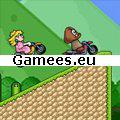 Mario Minicross Challenge SWF Game