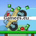 Mario Monster Truck SWF Game