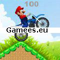 Mario Ride SWF Game