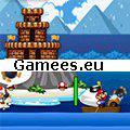 Mario Sea War SWF Game
