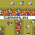 Mario and Friends Tower Defense SWF Game