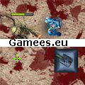 Mecharon 2 - Survival SWF Game