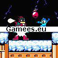 Mega Man Christmas Carol SWF Game