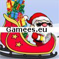Merry Christmas Snowfight SWF Game