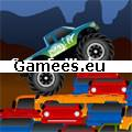 Monster Wheelie SWF Game