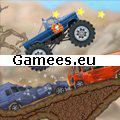 Monster Truck Trip 2 SWF Game