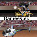 Moto X Madness 2 SWF Game