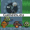 Mushroom Kombat SWF Game