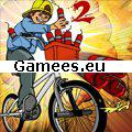 Newspaper Boy 2 SWF Game