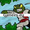 Ninja Frog SWF Game