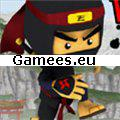 Ninja Master SWF Game