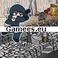 Ninja+ SWF Game