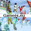 Nitro Ski SWF Game