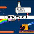 Nyan Cat - Lost in Space SWF Game