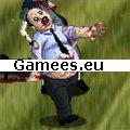 Obama vs Zombies SWF Game