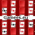 Poker Patience SWF Game