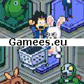 Rabbids to the Moon SWF Game