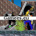 Ragdoll Ninja SWF Game