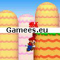 Run Run Mario SWF Game