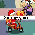 Rush Rush Santa SWF Game