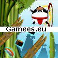 Samurai Panda SWF Game
