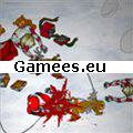 Santa Christmas Nightmare SWF Game