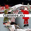Santa Kills Zombies II SWF Game