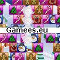 Santas Christmas Fr33z SWF Game