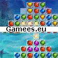 Sea Treasure Match SWF Game