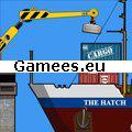 Shipping Yard SWF Game