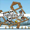 Siege Hero - Viking Vengeance SWF Game