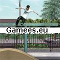 Skateboard City SWF Game