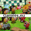 Smileys Wars - Battle In The Kitchen SWF Game