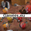 Smileys Wars - Gloomy Cellar SWF Game