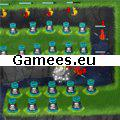 Space Pirates Tower Defense SWF Game
