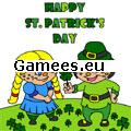 St Patricks Day Coloring Pages SWF Game